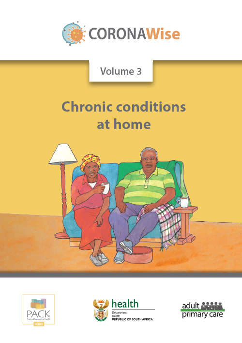 Coronawise - Volume 3 - Chronic conditions at home