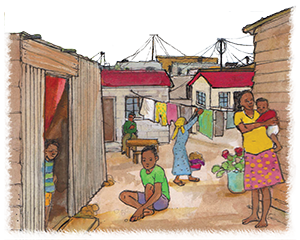 PACK Home - RDP houses