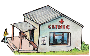 PACK Home - clinic
