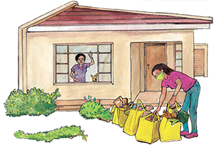 PACK Home - grocery delivery