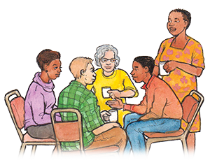 PACK Home - Support group